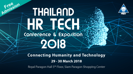 THAILAND HR TECH Conference & Exposition 2018